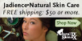Organic skin care at Natural Skin RX