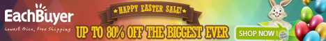 Happy Easter Sale! Up to 80% OFF! The Biggest Ever! SHOP NOW!