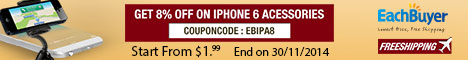Eachbuyer iPhone 6 Accessories Sale 2014