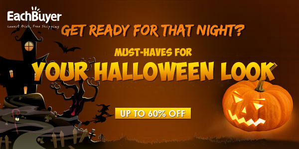 Eachbuyer Halloween Sale 2014