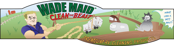 Wade Maid Premium RV  Cleaning Products