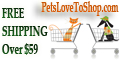 PetsLoveToShop.com Gives Away $25 Every Week