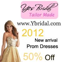 Fasion prom dresses 2012
