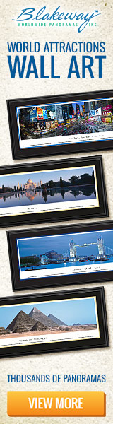 Worldwide Attractions Panoramas