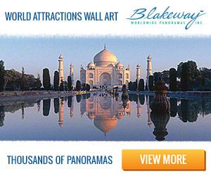 Worldwide Attractions Panoramas