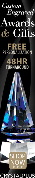 crystalplus crystal awards