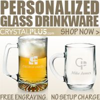 Personalized Crystal Awards and Gifts