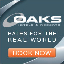 Oaks Hotels and Resorts New Zealand