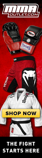 Shop MMA Gear at MMA Outlet
