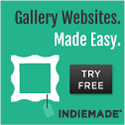 IndieMade.com Websites for Galleries Made Easy