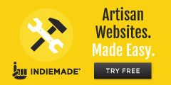 IndieMade.com Websites Made Easy for Artisans