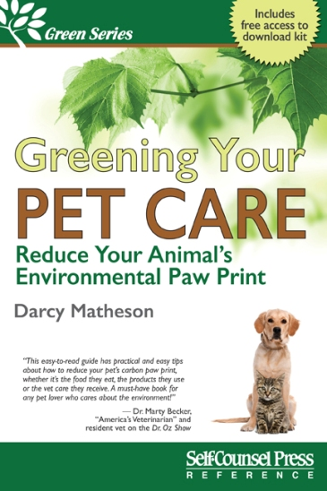 Greening Your Pet Care