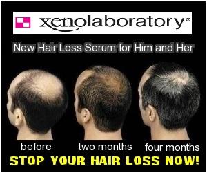 Xeno Laboratory Hair Regrow Serum