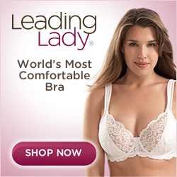 Leading Lady Nursing and Full Figured Bras