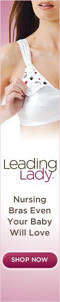 Leading Lady Nursing, Breatfeeding and Maternity Bras