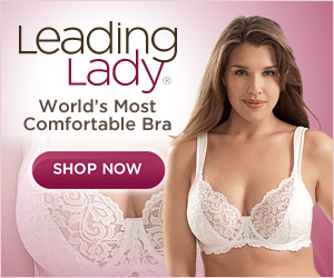 Leading Lady Nursing, Breatfeeding and Maternity Bras
