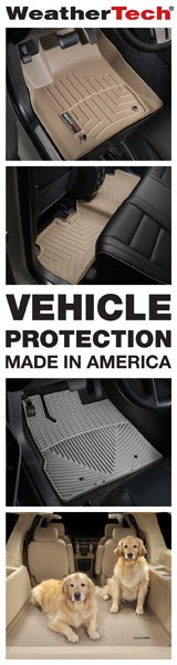 WeatherTech® Vehicle Protection Made In America