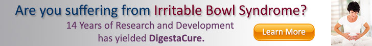 Irratable Bowl Syndrome (IBS)