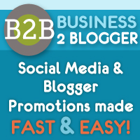 Business to Blogger, Connect with Bloggers and Companies