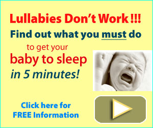 The Miracle Baby Sleep System Asleep in 5 Minutes!