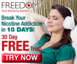 Break your addiction - 30 day free trial