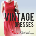 Fabulous Vintage Dresses For You  at Rosewholesale!