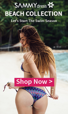 Sammydress Swimwear Sale: Up to 73% OFF!