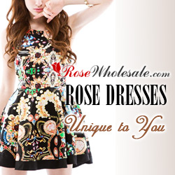 ROSE DRESS: Unique to You