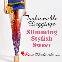 Fashionable Leggings: Slimming, Stylish, Sweet