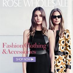 Rosewholesale Store Logo