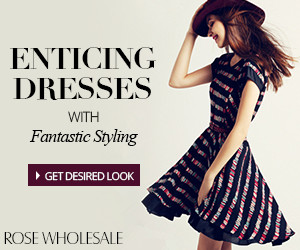 Enticing Dresses with Fantastic Styling at Rosewholesale! Get Your Desired Look!