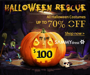 Halloween Rescue: All Halloween Costumes Up To 70% Off