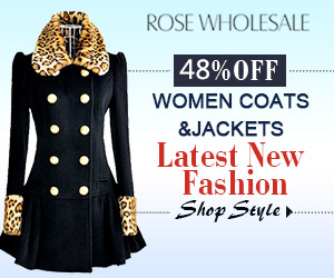 Latest New Fashion! Up to 48% OFF for Massive Women's Jackets and Coats at Rosewholesale!