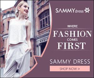 sammydress store banners