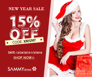 Sammydress New Year Sale