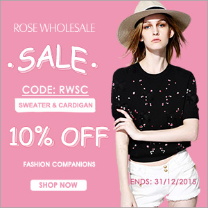 Sweater & Cardigan: 10% OFF with 1300+ Styles