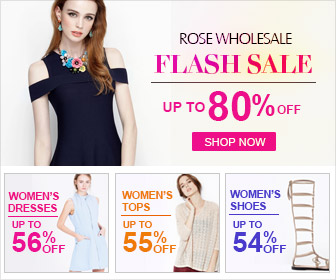 Rosewholesale Flash Sale