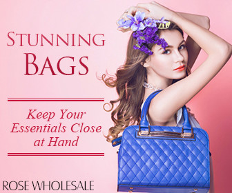 Stunning Bags! Keep Your Essentials Close at Hand!