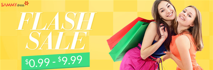 Sammydress Flash Sale