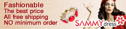 Free Shipping for All Fashion Jewelry from SammyDress.com!
