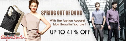 spring fashion sale: up to 41% off