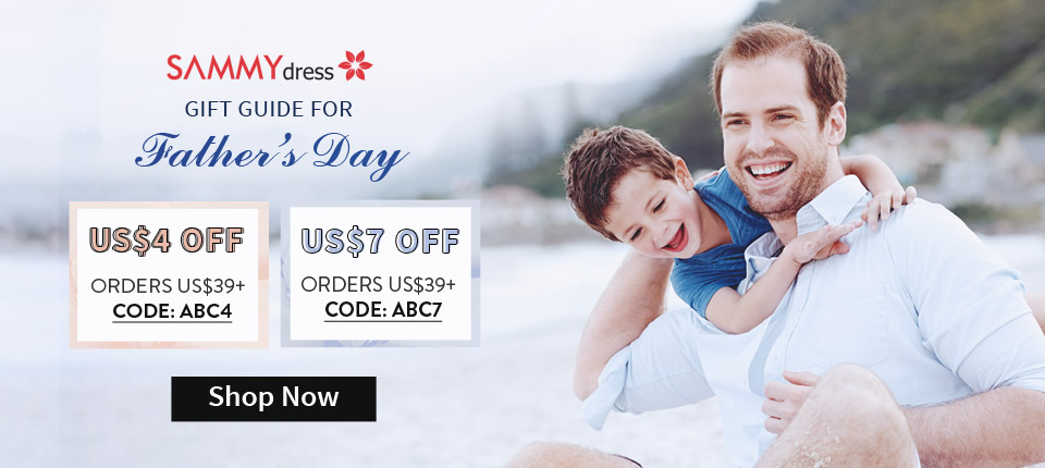 Father's Day Sale: Save Up to 85% OFF and Use Extra Coupon!