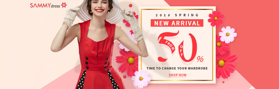 2018 Spring New Arrival From 50% OFF, Time To Change Your Wardrobe
