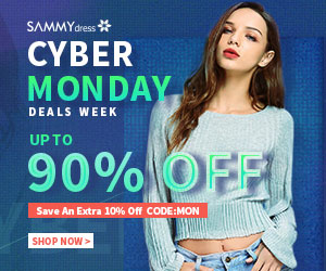 Cyber Monday Deals Week, Up To 90% OFF, Extra 10% OFF CODE: MON, Shop Now