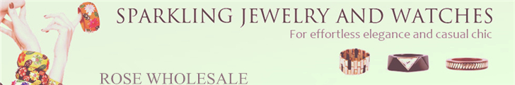 Sparkling Jewelry And Watches For You