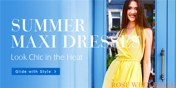 Summer Maxi Dresses Sale