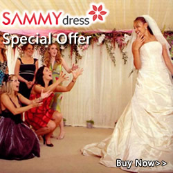 SammyDress Wedding Special offer