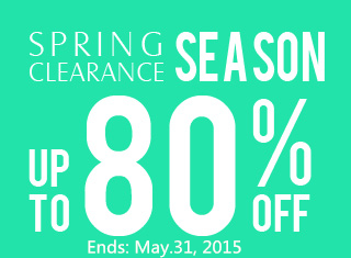 Spring Clearance: Up to 80% OFF at Rosewholesale!
