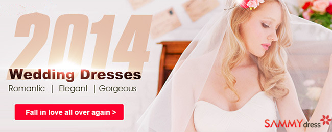 Wedding Dresses: UP to 55% OFF! Romantic, Elegant, Gorgeous! Affordable to Be Gorgeous!