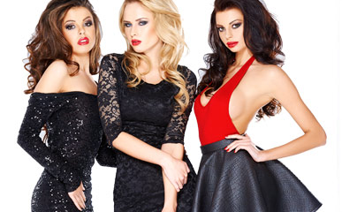 Sexy Queen! Up to 55% OFF for a Variety of Club Dresses at Sammydress.